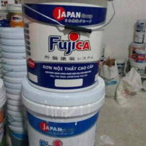 Sơn nội thất cao cấp Fujica