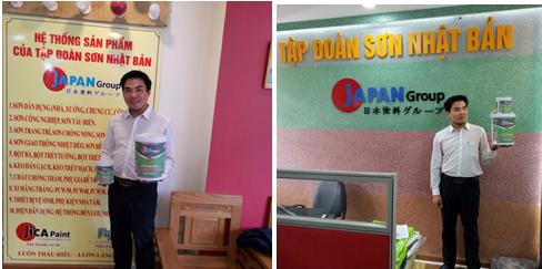 TS Phạm Hà- Giám đốc dự án nghiên cứu sơn đuổi muỗi Jica AntiMos