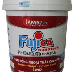 Sơn bóng ngoại thất Fujica