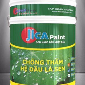 sơn chống thấm nguyên lý lá sen