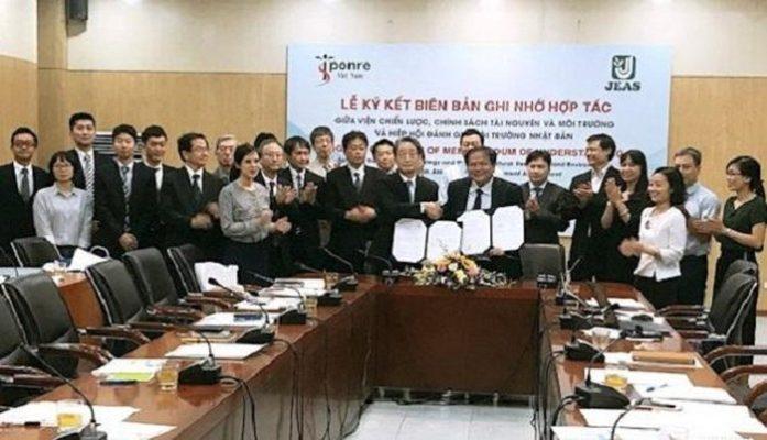Việt Nam và Nhật Bản đẩy mạnh hợp tác, nghiên cứu các lĩnh vực về môi trường
